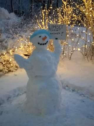 Kuvan mahdollinen sisältö: yö, lumi ja ulkoilma