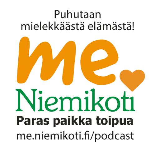 Kaikkien aikojen ensimmäinen podcast-jaksomme! Toipumisorientaatio 1 osa, Johdanto - Me - Niemikotisäätiö on paras paikka toipua!